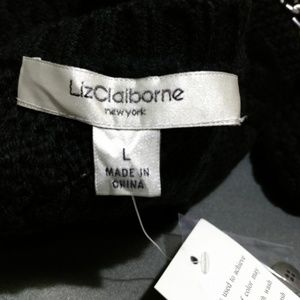 Liz Claiborne Sweaters - Liz claiborne heavy knit sweater large